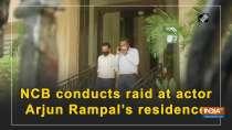 NCB conducts raid at actor Arjun Rampal