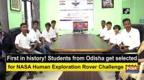 First in history! Students from Odisha get selected for NASA Human Exploration Rover Challenge 2021