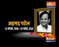 How passing away of Ahmed Patel has come as a big blow to Congress party