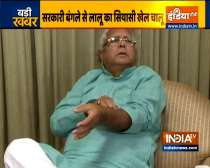 Lalu Yadav trying to topple NDA govt in Bihar: Sushil Modi