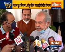 Ready to hold talks with farmers, says Agriculture minister Narendra Singh Tomar