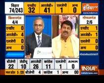Bihar Election Result 2020: People are confused, says Manoj Tiwari