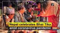 Nepal celebrates Bhai tika amid coronavirus pandemic