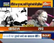 Aaj Ka Viral: Decoding the truth behind kid singing Sufi song