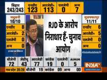 Mahagathbandhan claiming to win 119 seats is not true, says EC