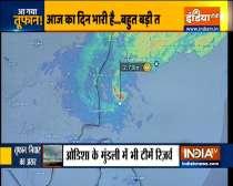 Cyclone Nivar: Severe water-logging in the area around Chennai