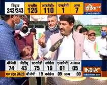 Biahr Election result: Modi magic worked in Bihar,says Manoj Tiwari