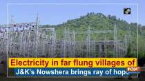Electricity in far flung villages of Jammu and Kashmir
