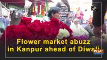 Flower market abuzz in Kanpur ahead of Diwali