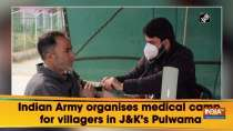 Indian Army organises medical camp for villagers in J&K