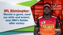 IPL Eliminator: