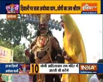 Watch: Preparations underway for Diwali celebrations in Ayodhya