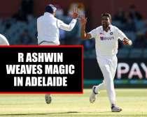 AUS vs IND, 1st Test: R Ashwin