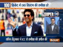 Super 100: Sachin Tendulkar urges ICC to