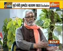 Former Union Minister Hukmdev Narayan Yadav on New Farm Laws   IndiaTV Exclusive