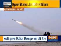 Andhra Pradesh: IAF carries out firing of Akash and Igla missiles in Suryalanka