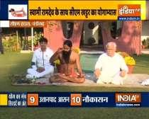 Migraine or any kind of headache, know Ayurvedic remedy from Swami Ramdev