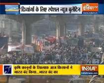 Bharat Bandh: Public transport almost unaffected in Delhi