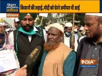 Jamiat Ulema-e-Hind holds protest march against farm laws in Kolkata