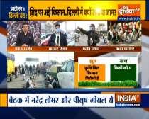 Farmer leaders set December 3 ultimatum as protest intensifies