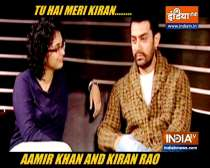 Here is what Aamir Khan has to say about his love story with wife Kiran Rao