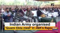 Indian Army organised