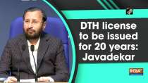 DTH license to be issued for 20 years: Javadekar