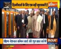 PM Modi to flag off Nation