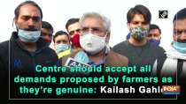 Centre should accept all demands proposed by farmers as they