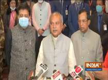 MSP will continue, there is no threat to it: Agriculture Minister Narendra Singh Tomar