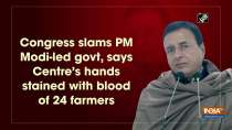 Congress slams PM Modi-led govt, says Centre