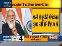 Despite SC order, panchayat & municipal polls not being held in Puducherry, says PM Modi