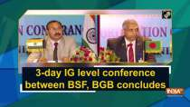 3-day IG level conference between BSF, BGB concludes