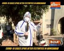 Surge in coronavirus cases in Ahmedabad post-Diwali