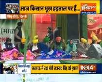 Farmer leaders begin hunger strike at Delhi borders