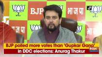 BJP polled more votes than