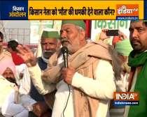 Farmer leader Rakesh Tikait receives death threat over phone, police launch probe