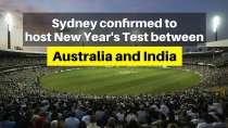 AUS vs IND: Sydney to host third Test despite fresh Covid-19 outbreak