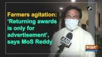 Farmers agitation: