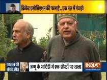 Jammu & Kashmir: ED seizes 6 assets of Farooq Abdullah worth Rs 11.86 crore
