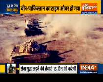 India is ready for two front war with china and pakistan, Watch Special report