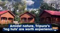 Amidst nature, Tripura