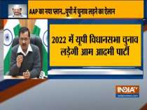 Aam Aadmi Party to fight Uttar Pradesh elections in 2022
