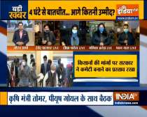 Kurukshetra : Govt tells farmers a committee could be formed to deliberate on their demands