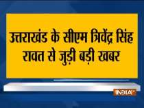 Covid-19 +ve Uttarakhand CM shifted to AIIMS Delhi after chest infection