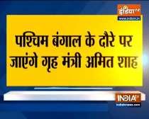 Amit Shah to visit West Bengal as BJP, TMC cross swords