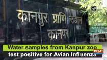 Water samples from Kanpur zoo test positive for Avian Influenza