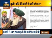 Kisan leader Bhupinder Singh Mann recuses himself from SC committee on farm laws