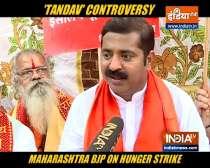 Tandav Controversy: Maharashtra BJP holds hunger strike