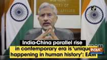 India-China parallel rise in contemporary era is